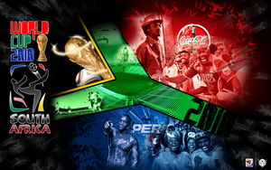 world cup wallpaper 2010 by MARSHOOD