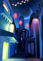 Night alley by ocarina-CD