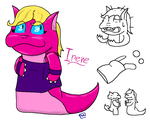 MERGE MADNESS 25 - Irene by Garry-O-Jelly