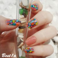 Manicure #133 by Best1a