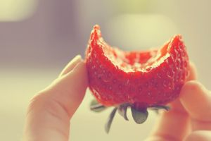Strawberry Dream by WelcomeHomeJane