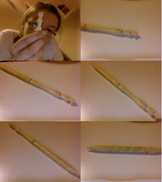 Wand For Friend 2 WIP by Harry-Potter-Addict