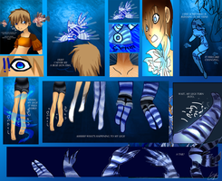 Infected by a Spirit Page 1 by Asoq