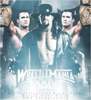 Wrestlemani 24: Orton vs Taker by pollo0389