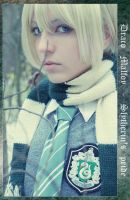 Slytherin's pride by Biosintes