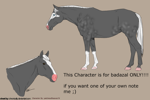 1st design for badazal by patchesofheaven74