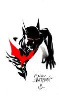 Marco Rudy Batman Beyond by Club-Batman
