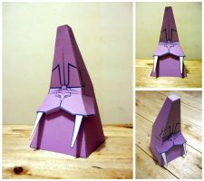 "Edor ""Paper Toy"" by stereoflow"