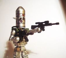 IG-88 Custom Minimate by luke314pi