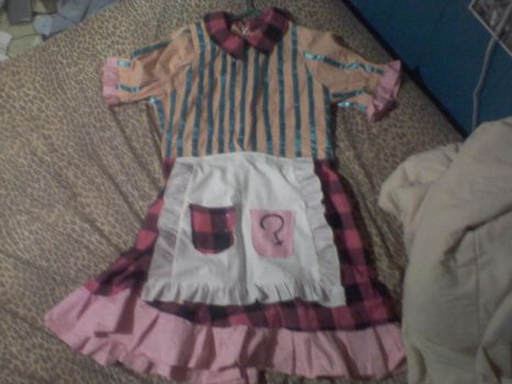 DollhouseDress AMR by RienneCheshire