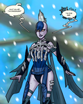 Killer Frost 07 by theEyZmaster
