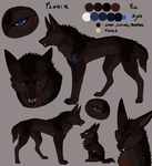 Character Sheet - Fenrir by ChibiCorporation