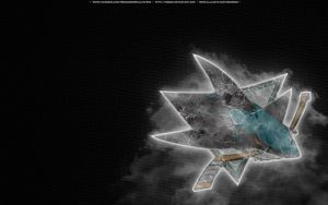 San Jose Sharks Ice by bbboz