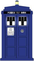 The TARDIS by CPD-91