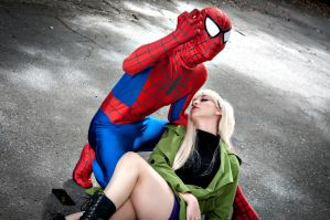 The Death of Gwen by NovemberCosplay