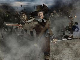 Captain Alatriste by caastel