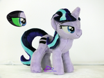 Starlight Glimmer V4 Glow-in-the-Dark by kiashone