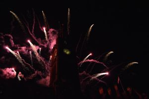Fireworks in Manchester 2 by Renan21