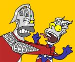 Ultraseven why you little Zero by OmegaRider99