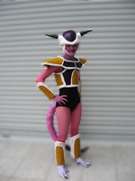 May MCM Expo 2010: Freeza by MammaCarnage