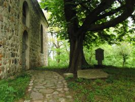 old church 2 by AlenaKrause