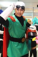 Saiyaman2 by jeffbedash325