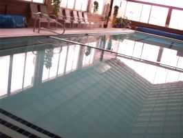 Glass Pool by mikebontoft