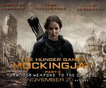 Hunger Games Mockingjay part 2 fan poster by evita92