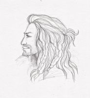 Fili Face by AnnieHyena