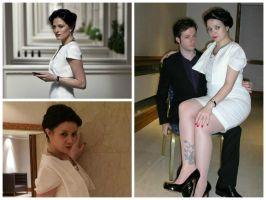 A Year Of Cosplay - 02, Irene Adler by OddTogs