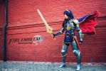 Great Lord Lucina Cosplay by seaofrabbitz