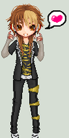 If Yosuke were a jrocker by kayluuuh
