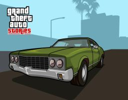 GTA Stories The Green Sabre by and0n