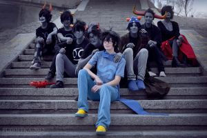Homestuck 11 by Murasato
