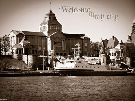 Welcome in my city 4 by DonoYuki