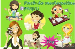 Nenas PNG by JazLM