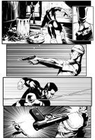 Punisher test page 04 by MarcelZero