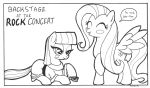 Rock Pony Groupies! by ABronyAccount
