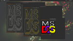 The Ms-Dos shell script by EmgrtE