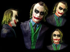 The Joker by bam19916
