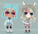 [CLOSED] Adopts 008 by WanNyan