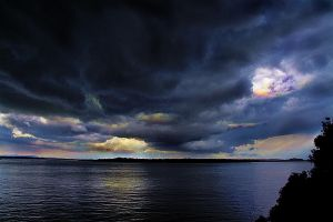 Approaching Storm by BeauNestor