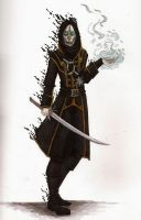 Corvo by Woodsie-One