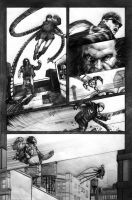 Wolverine Pencil Sample 1 by DanielHeard