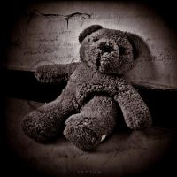 Old Teddy by MarinaCoric