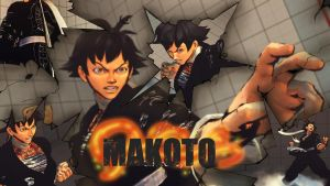 Makoto the Dragon by Misucra