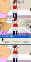 Sofia's Internet Adventures: Vital Error Part 1 by MochaMonet