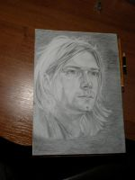 Kurt Cobain by charlotte-air