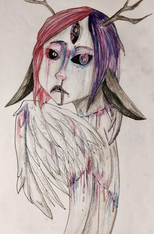 Bleeding out by Rosegold05