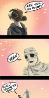 Mummy? by Fonora